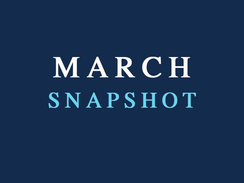 March Auction Snapshot