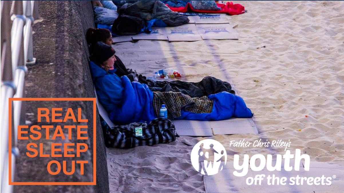 The Real Estate Sleep Out 2019